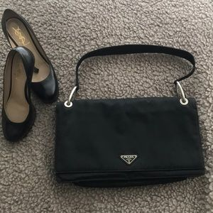 Prada Bags - Prada Tessuto Nylon shoulder bag